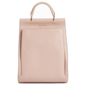 Maison Milano Revé Backpack Nude8