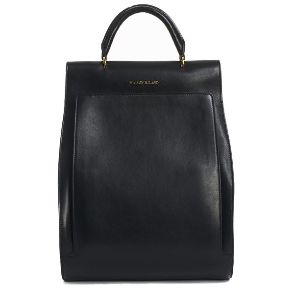 Maison Milano Revé Backpack Black9